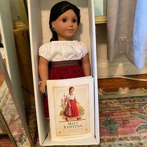 American girl doll Josefina